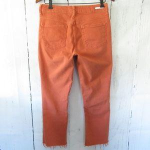 Pilcro & The Letterpress High Rise Bootcut Jeans